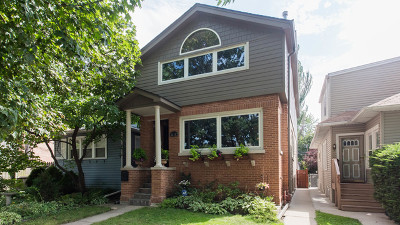 Single Family Home For Sale: 2417 West Morse Avenue
