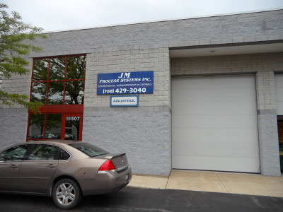 Tinley Park, Orland Park Commercial For Sale: 15507 South 70th Court #D