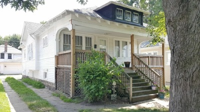 Calumet City Single Family Home For Sale: 115 156th Street