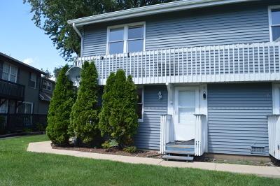 Bolingbrook Condo/Townhouse For Sale: 226 Cherokee Drive #C