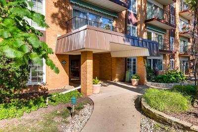 Glen Ellyn Condo/Townhouse For Sale: 441 North Park Boulevard #4G
