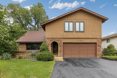 Darien Single Family Home For Sale: 1734 71st Street