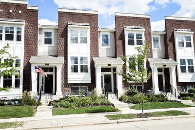 Aurora Condo/Townhouse Price Change: 845 Station Boulevard