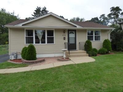 Cary Single Family Home For Sale: 456 Alma Terrace