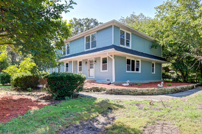 Palos Park Single Family Home Price Change: 9104 West 125th Street