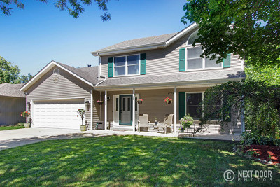 Naperville Single Family Home For Sale: 2764 Rolling Meadows Drive