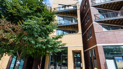 Condo/Townhouse For Sale: 2812 West Chicago Avenue #2