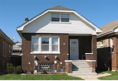 Chicago Single Family Home Re-Activated: 5106 West Nelson Street