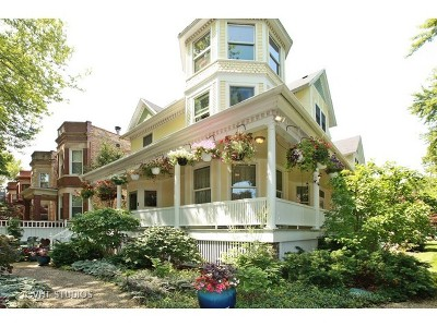 Single Family Home For Sale: 1904 West Patterson Avenue