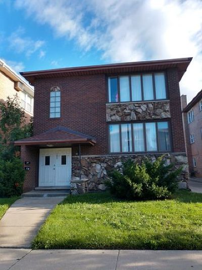 Calumet City Multi Family Home For Sale: 1677 Patricia Place