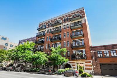 Condo/Townhouse For Sale: 1355 West Washington Boulevard #2B