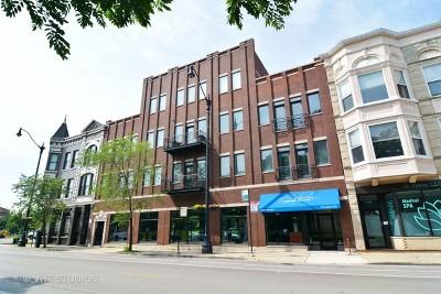 Condo/Townhouse For Sale: 2626 North Lincoln Avenue #203
