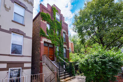 Multi Family Home For Sale: 1627 North Honore Street