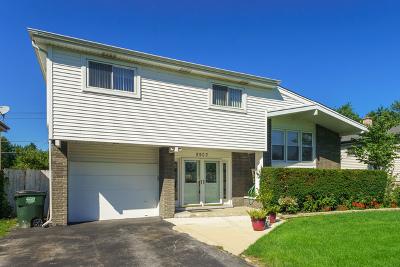 Niles Single Family Home For Sale: 9903 Huber Lane