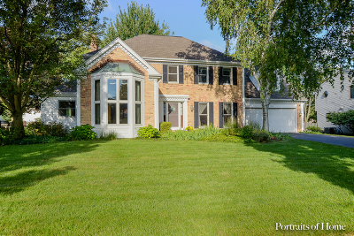 Wheaton Single Family Home For Sale: 1914 Berkshire Place