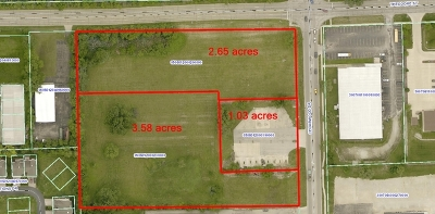 Crest Hill Residential Lots & Land For Sale: 1521 Cedarwood Drive