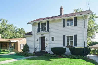 Elmhurst Single Family Home For Sale: 353 North Addison Avenue