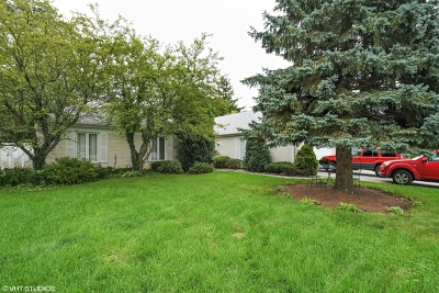 Glenview Single Family Home For Sale: 1627 Barry Lane