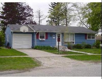 Cary Single Family Home For Sale: 455 Alma Terrace