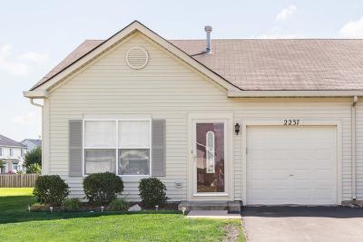 Montgomery Condo/Townhouse For Sale: 2237 Rebecca Circle #2237