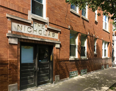 Condo/Townhouse For Sale: 1800 West Superior Street #1N
