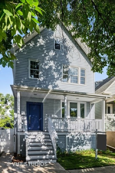 Single Family Home For Sale: 3025 North Sawyer Avenue