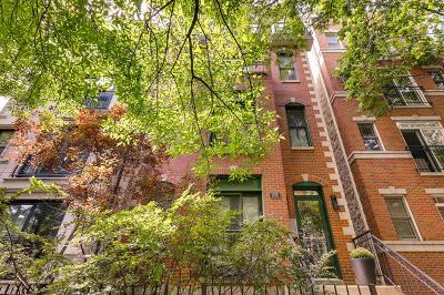 Condo/Townhouse For Sale: 1510 North Hudson Avenue #1