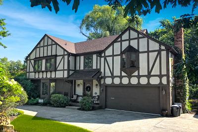 Glen Ellyn Single Family Home For Sale: 689 North Main Street