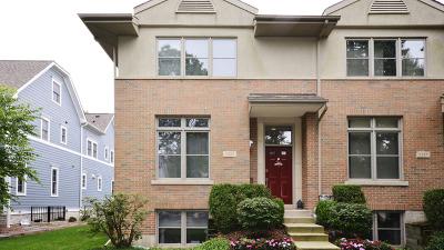 Wilmette Condo/Townhouse For Sale: 1325 Central Avenue