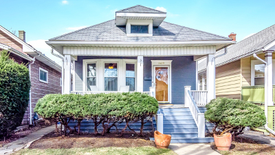 Oak Park Single Family Home For Sale: 1029 South Cuyler Avenue