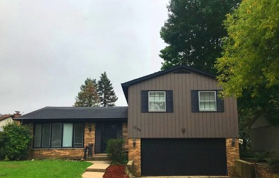 Mount Prospect Single Family Home Price Change: 1755 East Camp McDonald Road
