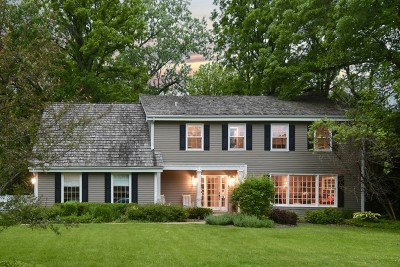 Lake Forest Single Family Home For Sale: 1448 South West Fork Drive