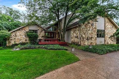 Lisle Single Family Home Contingent: 2103 Pebble Creek Drive