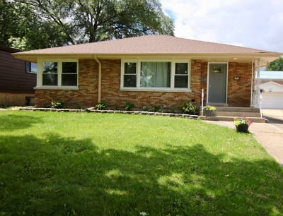Lombard Single Family Home For Sale: 362 North Lombard Avenue