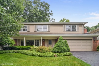 Hinsdale Single Family Home For Sale: 419 The Lane