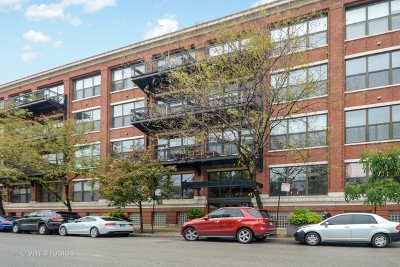 Condo/Townhouse For Sale: 1040 West Adams Street #405