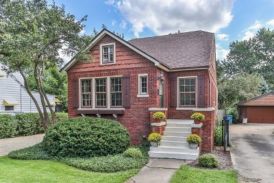Roselle Single Family Home For Sale: 23 East Woodworth Place