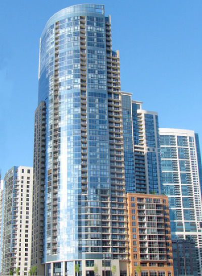 Chicago Condo/Townhouse For Sale: 420 East Waterside Drive #1403
