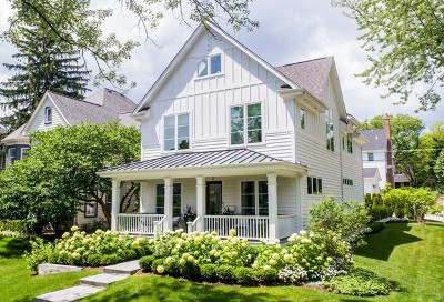 Hinsdale Single Family Home For Sale: 2 South Quincy Street