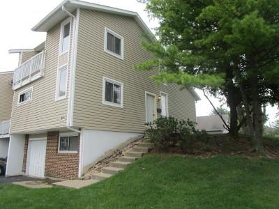 Bartlett IL Condo/Townhouse For Sale: $130,000