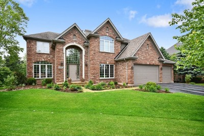Geneva Single Family Home For Sale: 39w323 Sheldon Lane