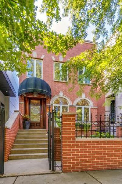 Single Family Home For Sale: 1923 West Race Avenue
