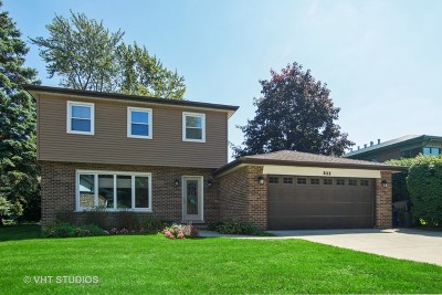 Mount Prospect Single Family Home For Sale: 211 North Evanston Avenue