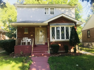 Riverdale Single Family Home For Sale: 13705 South Atlantic Avenue