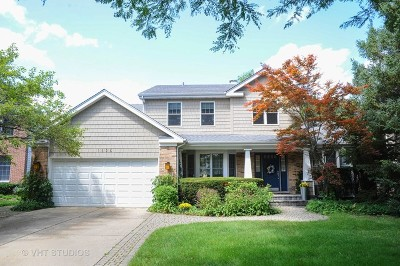 Arlington Heights Single Family Home For Sale: 1356 East Eton Drive