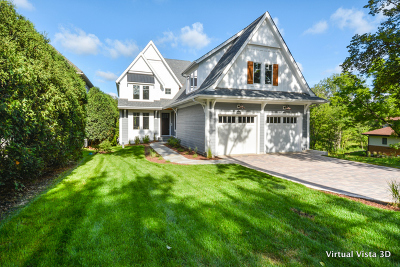 Downers Grove Single Family Home For Sale: 3808 Douglas Road