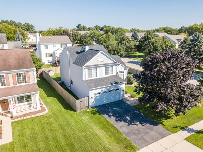 Bartlett IL Single Family Home For Sale: $299,900