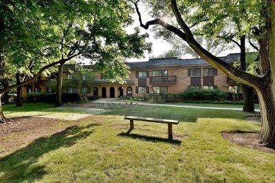 Downers Grove Condo/Townhouse For Sale: 8020 Woodglen Lane #202