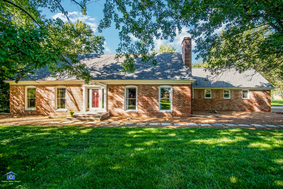 Dwight Single Family Home For Sale: 1870 West Scully Road
