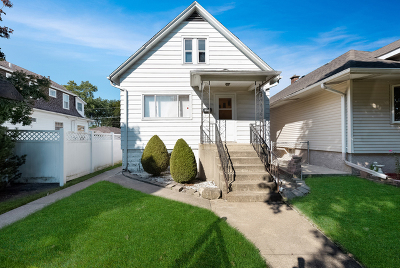 Melrose Park Single Family Home Contingent: 1204 North 17th Avenue